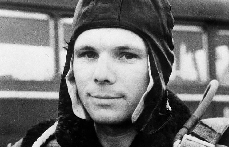 Юрий Гагарин, 1961 год
