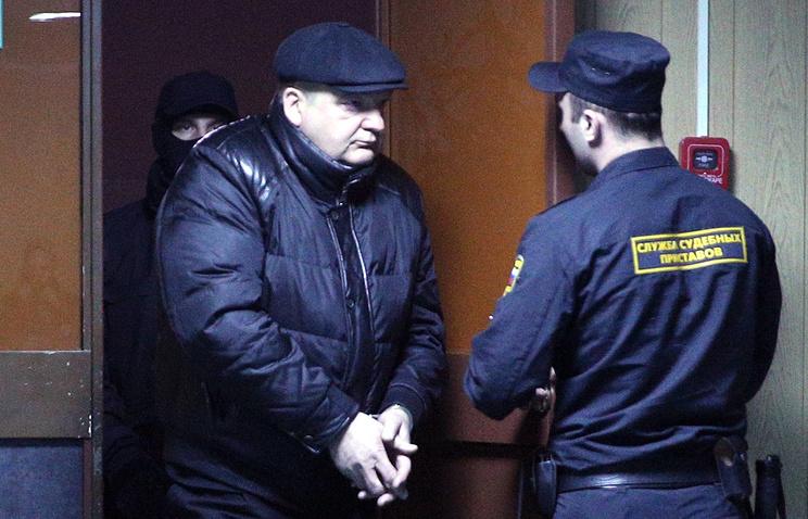 Бывший глава Федеральной службы исполнения наказаний Александр Реймер