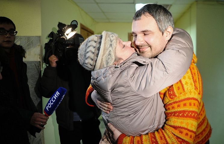 Дмитрий Лошагин с матерью Светланой Соколовой