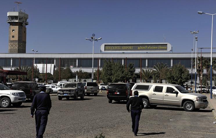 Аэропорт Саны