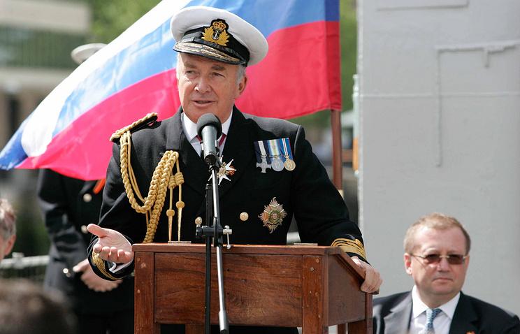 Адмирал Алан Уэст