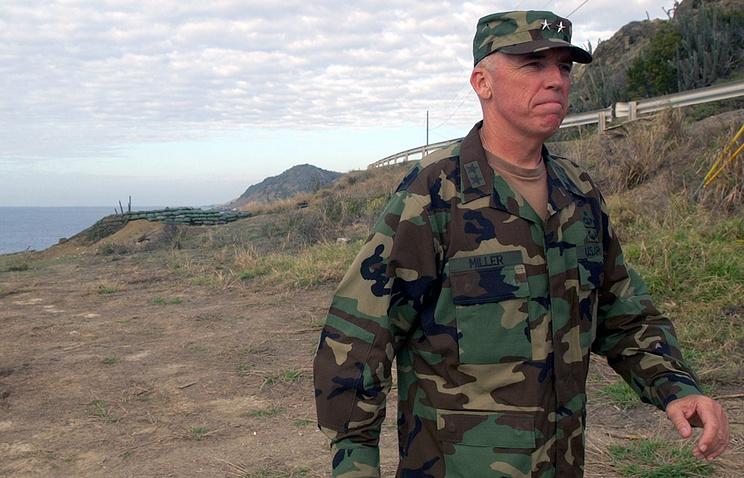 Генерал Джеффри Миллер
