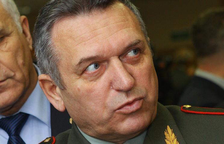 Николай Богдановский