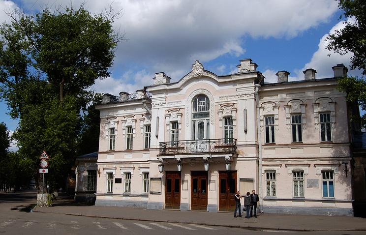 Театр драмы имени А.С.Пушкина