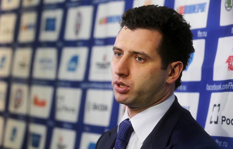 Вице-президент СКА Роман Ротенберг