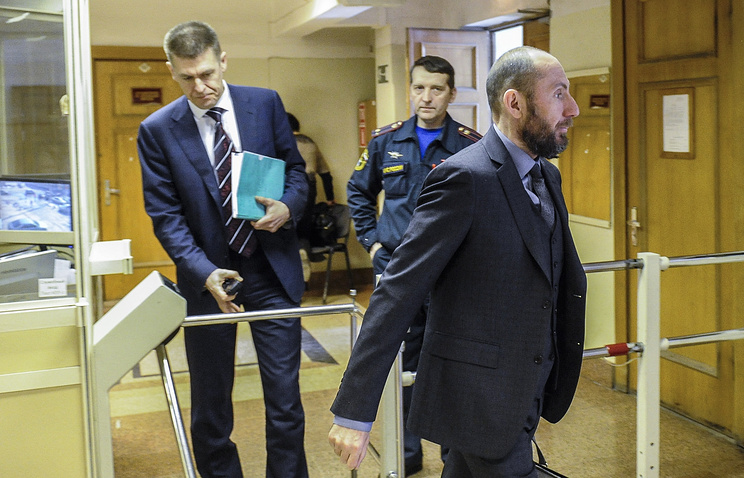 Владимир Кехман (справа)