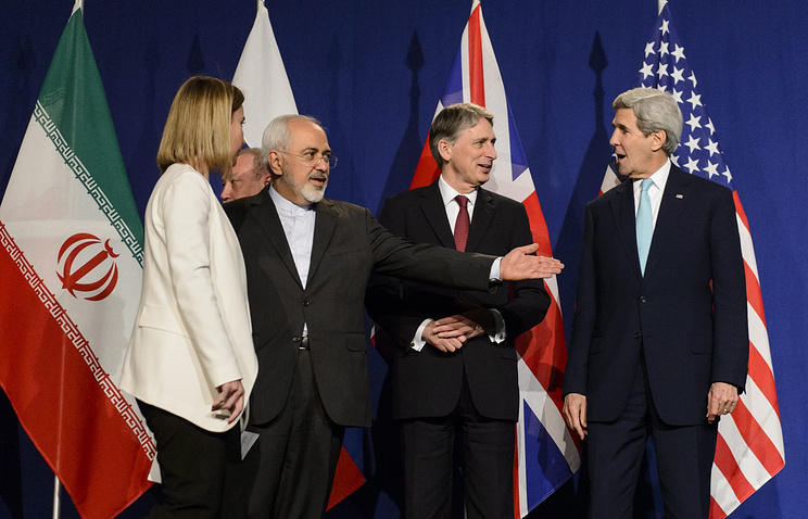 Переговоры по иранской ядерной программе в Лозанне