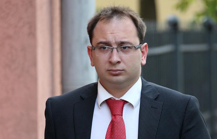 Адвокат Николай Полозов