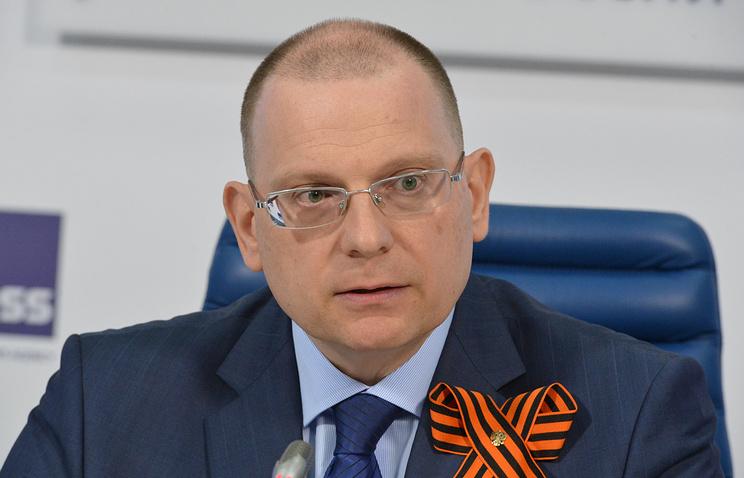 Уполномоченный МИД РФ по правам человека Константин Долгов