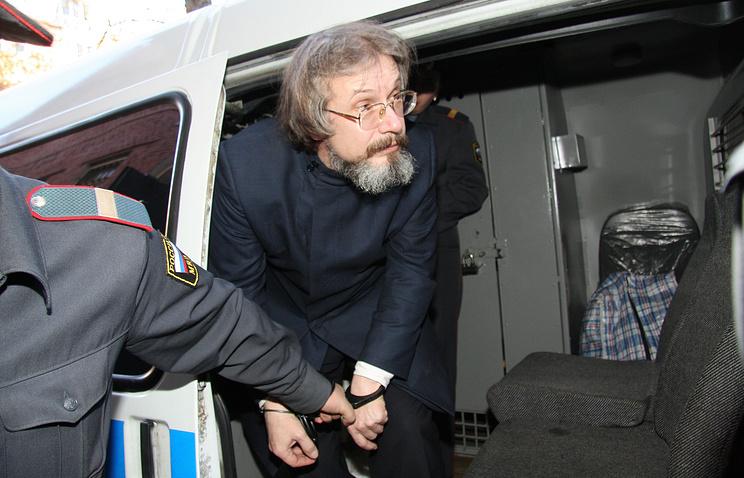 Василий Бойко-Великий, взятый под стражу по обвинению в мошенничестве с земельными участками в Рузском районе, 2008 год