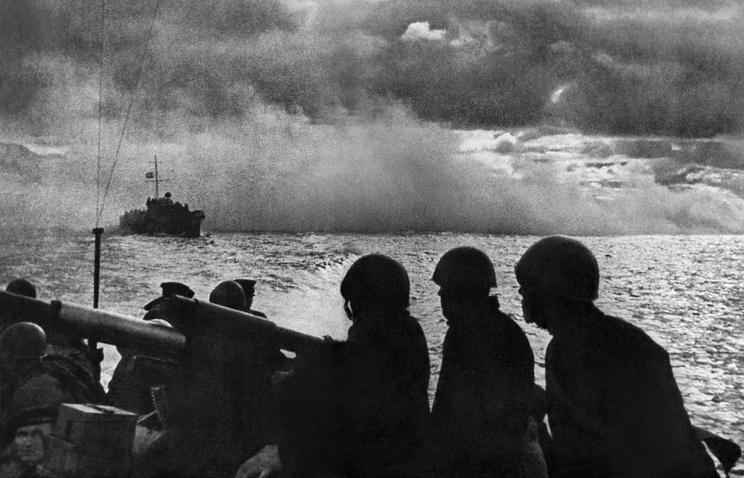 В общей сложности, в июле 1942 года на остров Соммерс высадились 312 человек