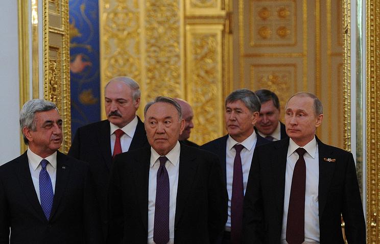 Киргизия стала пятой страной-участницей ЕАЭС - ТАСС