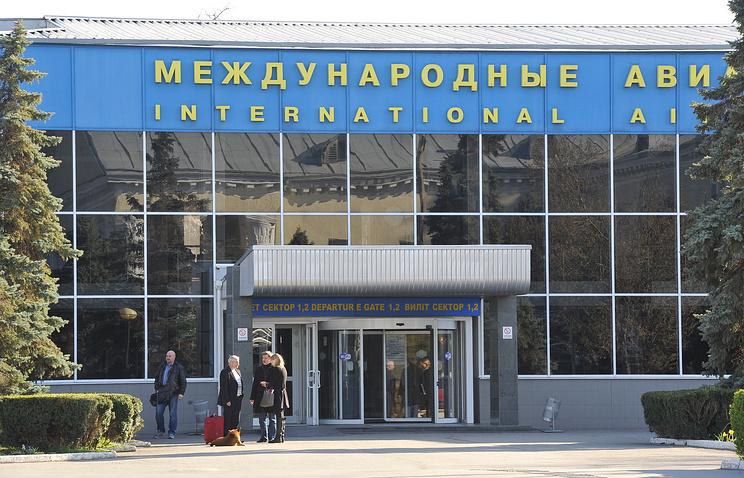 Международный аэропорт Симферополя