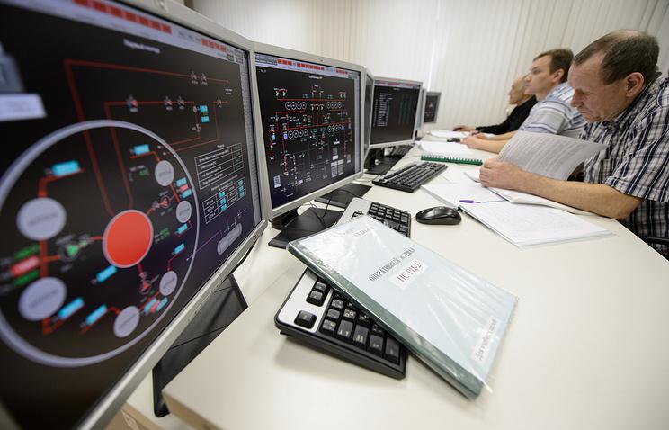 Демонстрация отработки чрезвычайных сценариев в аварийных ситуациях на тренажёре БН-600