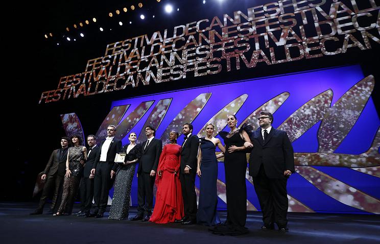 Церемония открытия 68-го Каннского кинофестиваля
