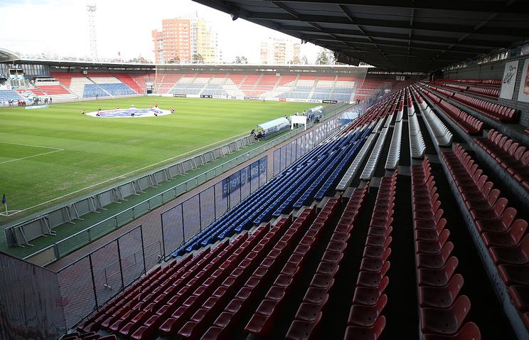 Стадион в Раменском