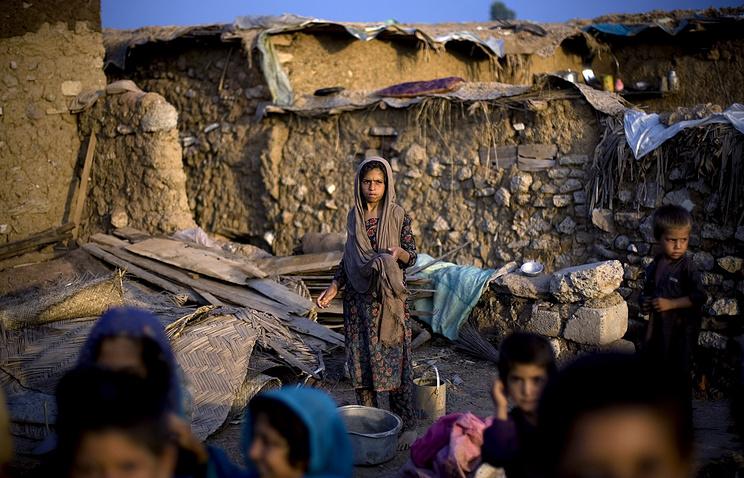 Беженцы в Пакистане