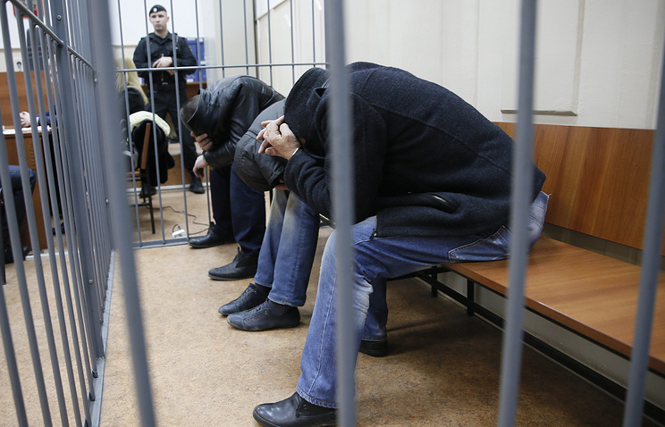 Фигуранты дела об убийстве политика Бориса Немцова