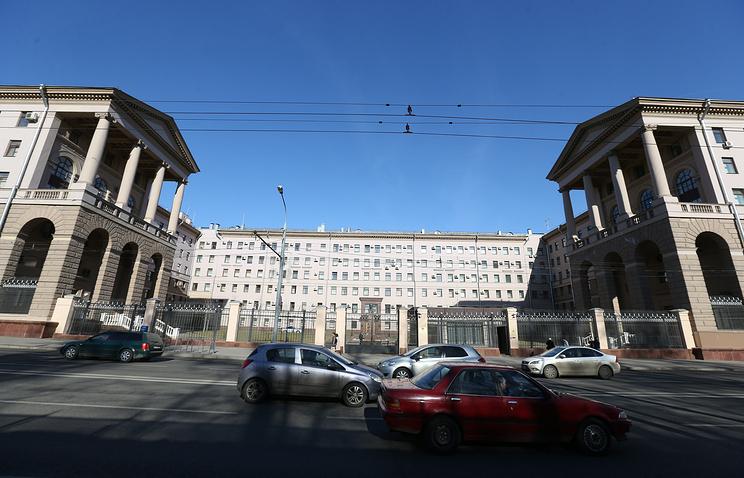 Здание Главного управления МВД России по г. Москве