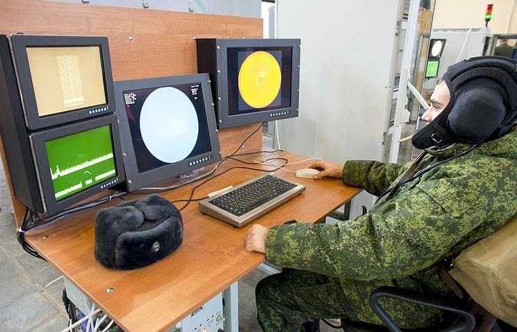 Центр боевой подготовки в Мулино