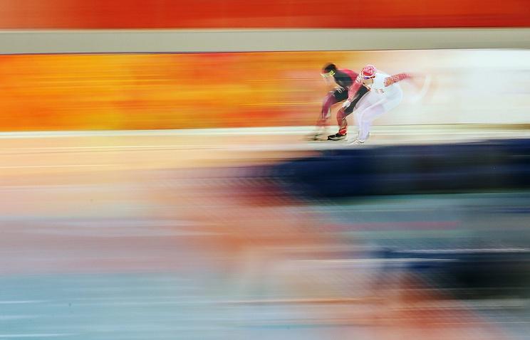 Соревнования по конькобежному спорту на Олимпийских играх-2014 в Сочи