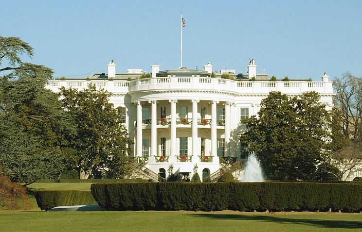 США. Вашингтон. Белый Дом.