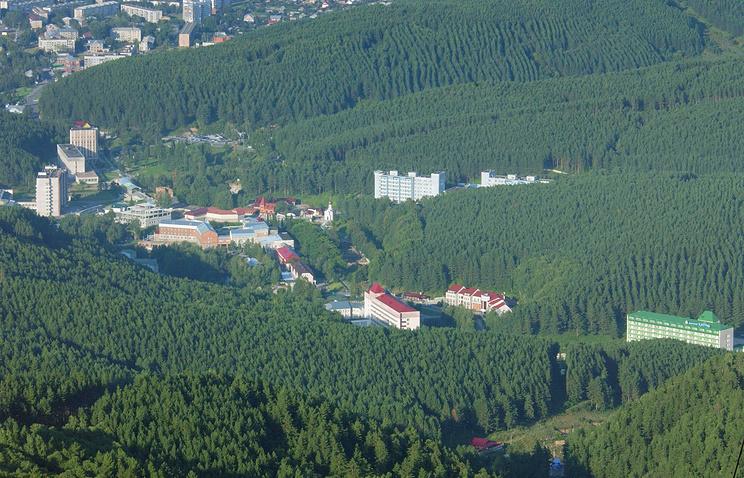 Белокуриха, Алтайский край