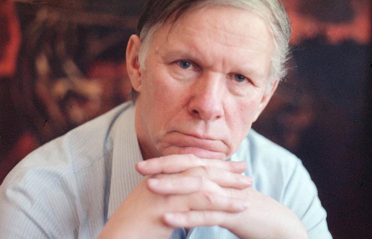 Василь Быков,1986 год
