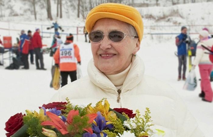 Любовь Баранова-Козырева