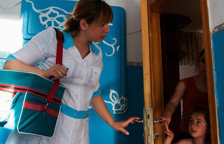Вакцинация в Северной Осетии в связи с отравлением людей