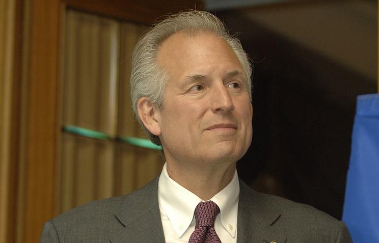 Президент компании Boeing Джим Макнирни