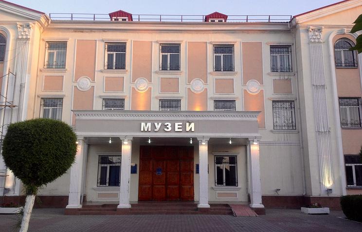 Жамбылский областной историко-краеведческий музей