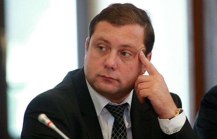Врио губернатора Смоленской области Алексей Островский