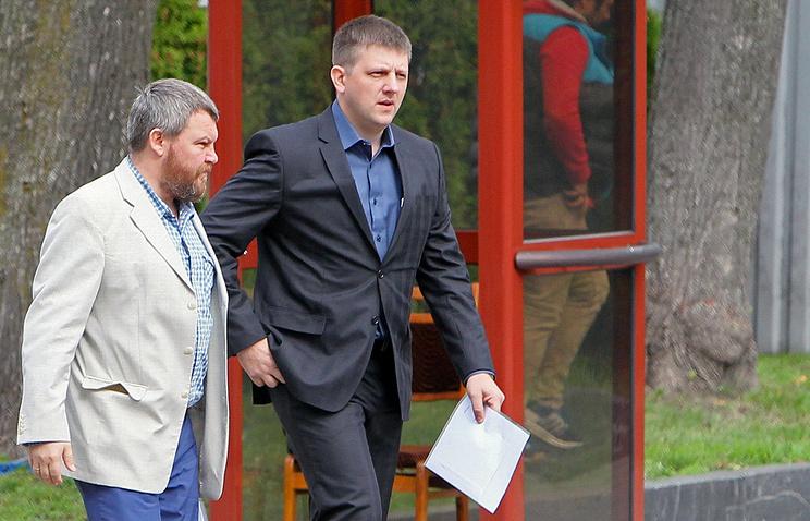 Андрей Пургин и Алексей Карякин