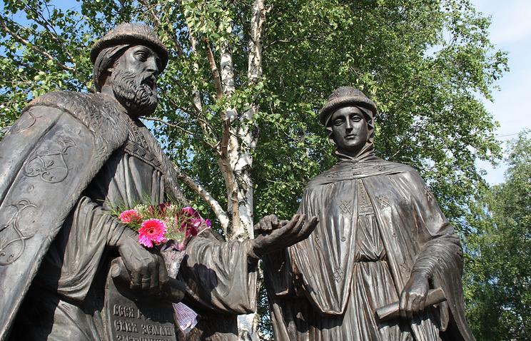 Святые Петр и Феврония - покровители семьи и брака