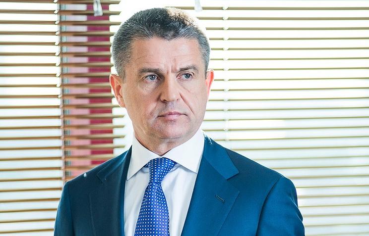 Официальный представитель СК России Владимир Маркин