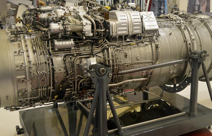 Двигатель РД-33МК для МиГ-29