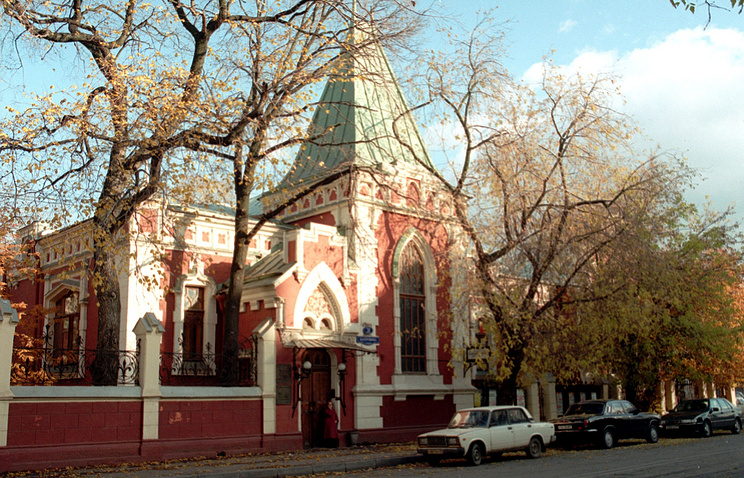 Театральный музей им. А. А. Бахрушина