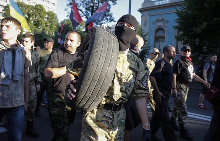 "Сторонники ""Правого сектора"""
