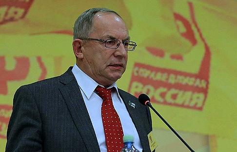 Депутат законодательного собрания Владимир Дудин