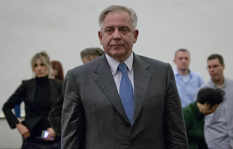 Бывший премьер-министр Хорватии Иво Санадер