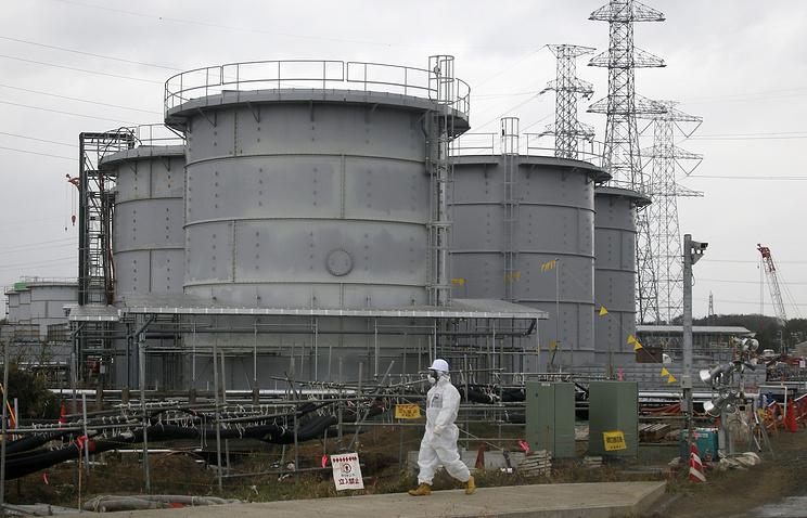 """АЭС """"Фукусима-1"""""""