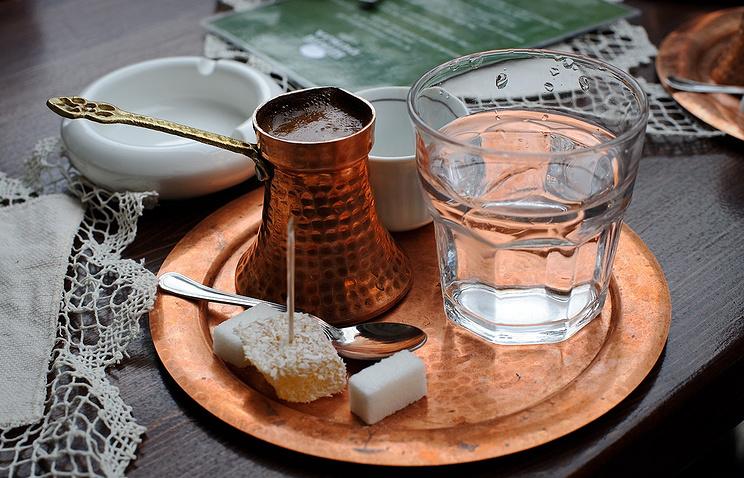 Турецкий кофе внесен ЮНЕСКО в список нематериального культурного наследия человечества