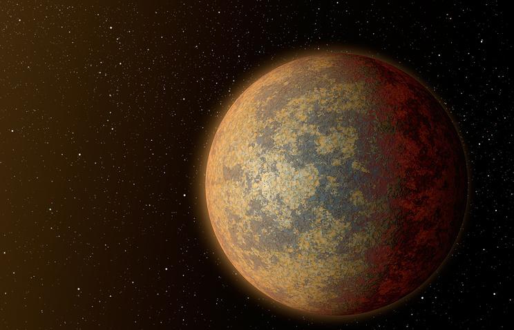 Планета HD 219134b