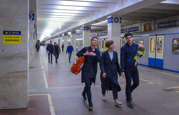"Станция  метро ""Новогиреево"""