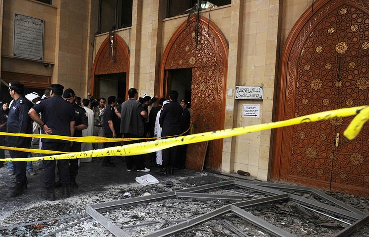 Последствия теракта в шиитской мечети