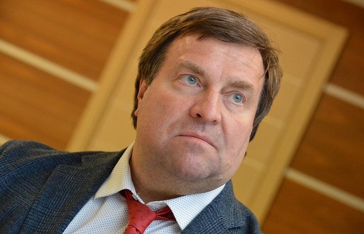 Президент ВФП Владимир Сальников