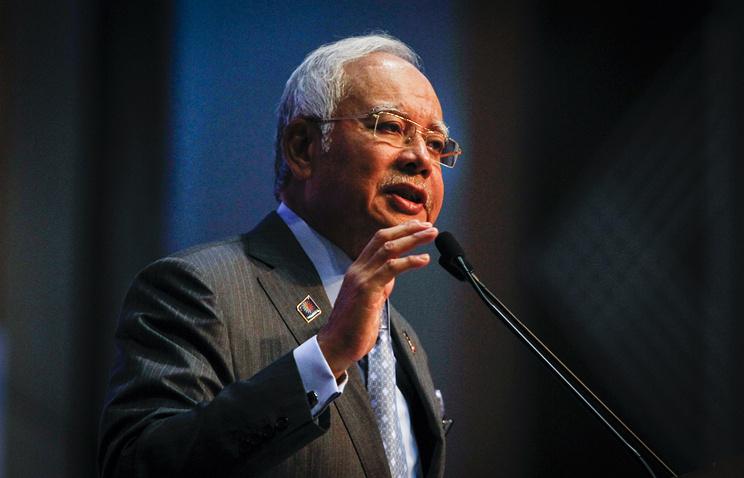 Премьер-министр Малайзии Наджиб Разак