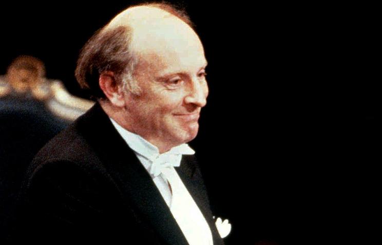 Иосиф Бродский, 1987 год