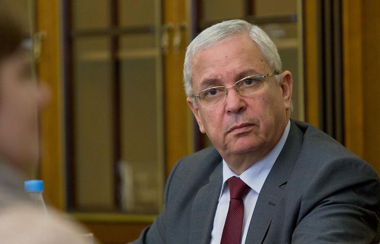 Министр высшего образования Египта Эль Сайед Ахмед Абдель Халек